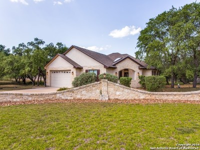 Canyon Lake Single Family Home New: 334 Gallagher Dr