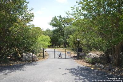 Boerne Single Family Home New: 165 Sage Oaks Trail