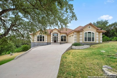 Helotes Single Family Home New: 18652 Shadow Canyon Dr