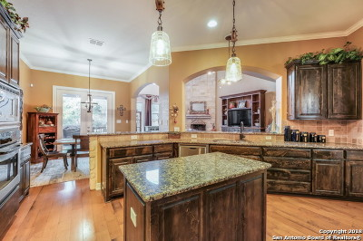 Boerne TX Single Family Home For Sale: $815,000