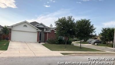 Schertz Single Family Home New: 3345 Orth Ave