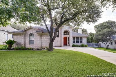 Cibolo Single Family Home New: 225 Oak Creek Dr