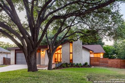 San Antonio TX Single Family Home Back on Market: $299,900