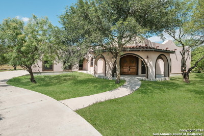 Schertz Single Family Home Price Change: 6926 Robin Hood Way