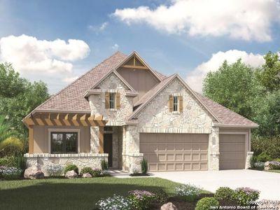 Schertz Single Family Home Price Change: 8515 Ivy Curl