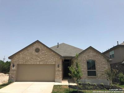 Alamo Ranch Single Family Home For Sale: 5822 Burro Stone