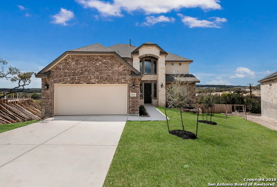 Boerne Single Family Home Back on Market: 8326 Narcissus Path
