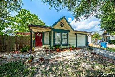 Kirby Single Family Home Price Change: 4866 Corian Oak Dr