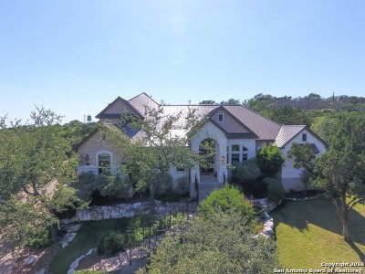 Helotes Single Family Home For Sale: 9721 Mandalay Way