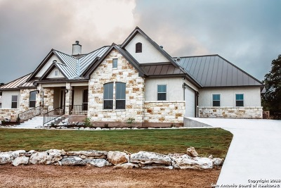 New Braunfels Single Family Home For Sale: 5914 Keller Ridge