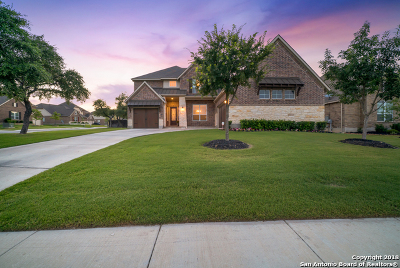 Alamo Ranch Single Family Home For Sale: 3614 Strait Song