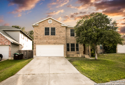 Bexar County Single Family Home New: 419 Territory Oak