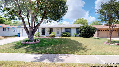 Single Family Home New: 5511 Crystal Valley St