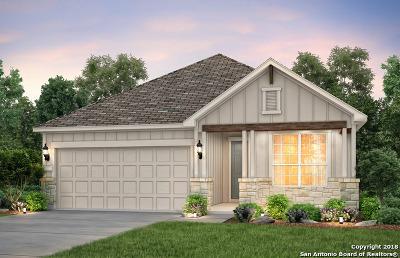 Schertz Single Family Home New: 6792 Concho Creek