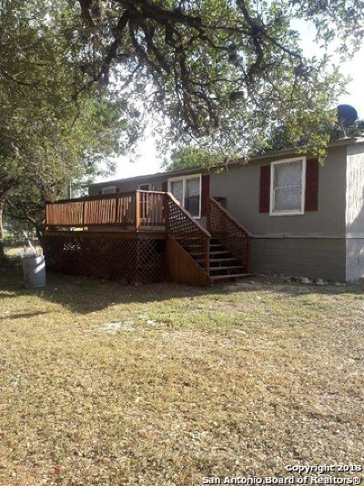 Spring Branch Single Family Home New: 516 Mustang Trail
