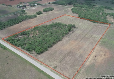 Wilson County Residential Lots & Land New: 192 Santa Gertrudis Drive