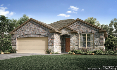 Bexar County Single Family Home New: 7807 Harvest Bay