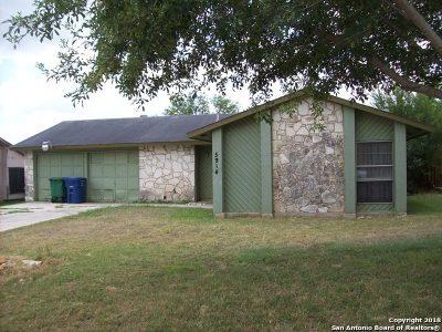 Single Family Home For Sale: 5914 Wheelhouse St