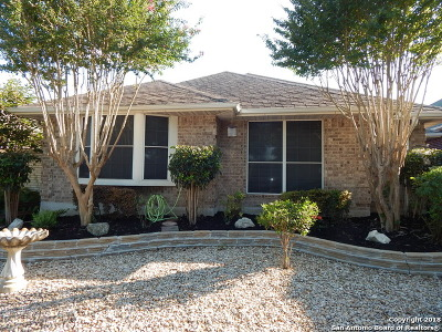 New Braunfels Single Family Home Back on Market: 2378 Brittany Grace