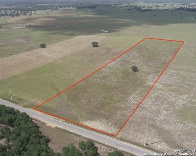 Wilson County Residential Lots & Land New: 349 County Road 319