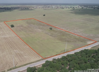 Wilson County Residential Lots & Land New: 283 Or 349 County Road 319