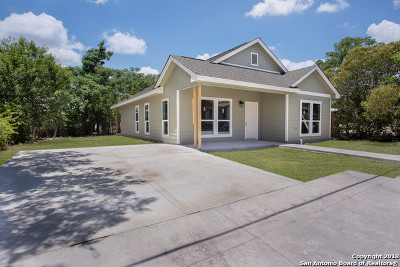 San Antonio Single Family Home For Sale: 509 S Pine St
