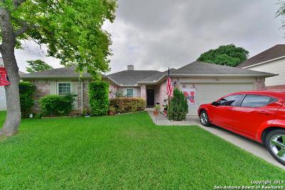 Schertz Single Family Home Back on Market: 920 Dimrock