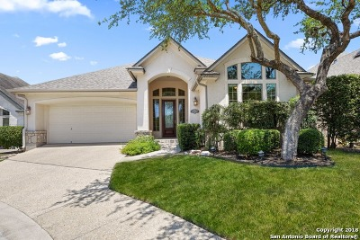 Heights At Stone Oak Single Family Home For Sale: 22907 Osprey Ridge