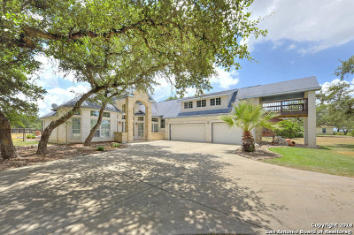 New Braunfels Single Family Home For Sale: 280 Western Oaks
