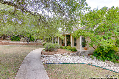 Boerne Single Family Home For Sale: 9723 Boerne Haze