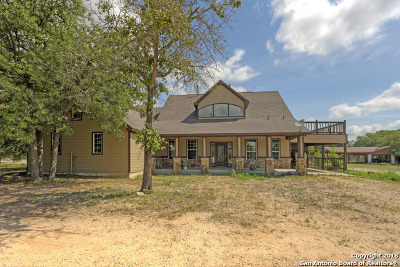 Guadalupe County Single Family Home For Sale: 324 Sandy Oaks Dr