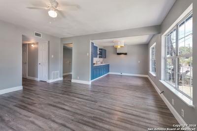 San Antonio Single Family Home New: 1016 Menchaca St