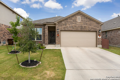 Helotes Single Family Home New: 9735 Bricewood Oak