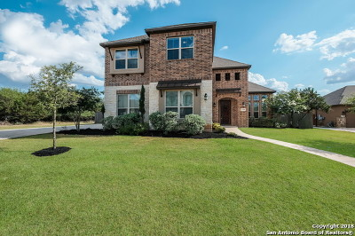 San Antonio Single Family Home For Sale: 3310 Running Fawn