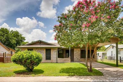Schertz Single Family Home For Sale: 1313 Oak St