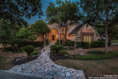 San Antonio Single Family Home New: 112 Cherry Bark