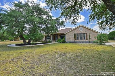 Bexar County Single Family Home New: 625 Oak Village Dr
