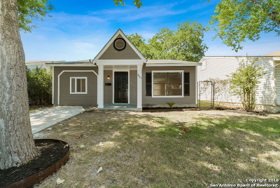 Kirby Single Family Home Back on Market: 4863 Aspenwood Dr