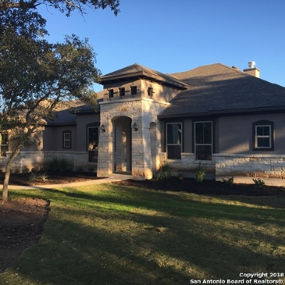 New Braunfels Single Family Home For Sale: 2722 Beaver Ln