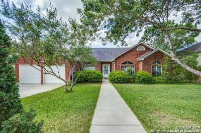 Stone Oak Single Family Home New: 25318 Lost Arrow