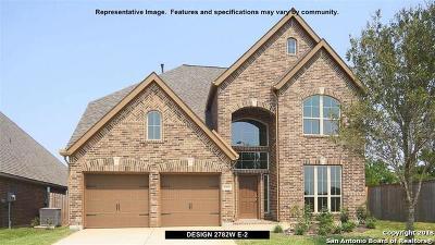 Bexar County Single Family Home New: 14042 Gemma