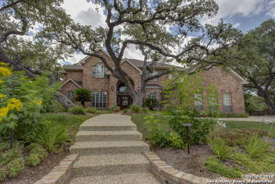 San Antonio Single Family Home Back on Market: 17215 Eagle Hollow Dr