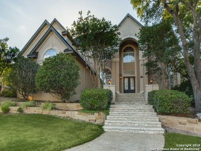 San Antonio Single Family Home New: 19106 Nature Oaks