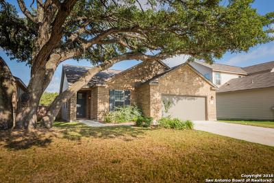 Single Family Home For Sale: 7915 Bearcat Field