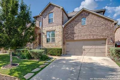 Cibolo Canyons Single Family Home New: 23138 Treemont Park