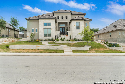 Heights At Stone Oak Single Family Home New: 24139 Vecchio