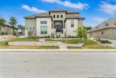 San Antonio Single Family Home New: 24139 Vecchio