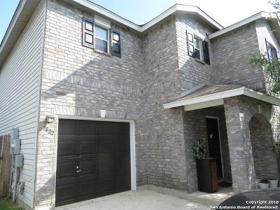 New Braunfels Single Family Home Price Change: 3822 Cherokee Blvd