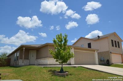 Cibolo Single Family Home New: 137 Blue Willow