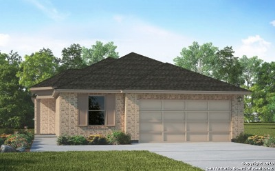 Bexar County Single Family Home New: 8426 Clipper Harbor